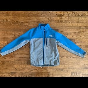 The North Face Grey Blue Mens Jacket size S/P
